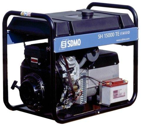 Кожух для бензинового генератора SDMO SH15000TE (10000 Вт)