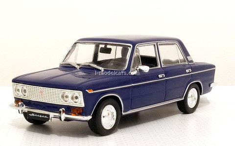 VAZ-2103 Lada 1500 blue 1:43 DeAgostini Auto Legends USSR Best #75