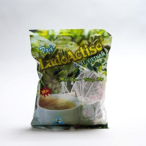 Вьетнамский чай артишоковый LadoActiso. Коробка 60х50 штук.