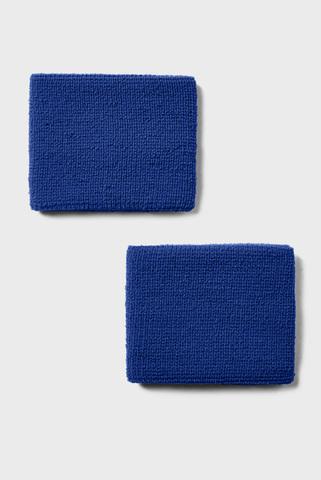 Мужские синие напульсники UA Performance Wristbands Under Armour
