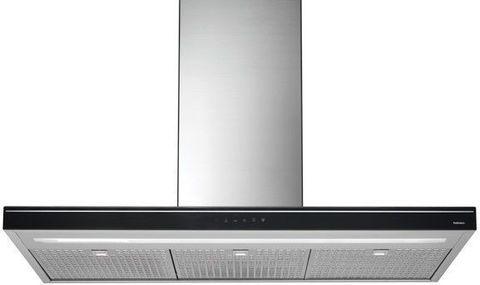 Кухонная вытяжка FALMEC Design LUCE 90 Inox Vetro Nero