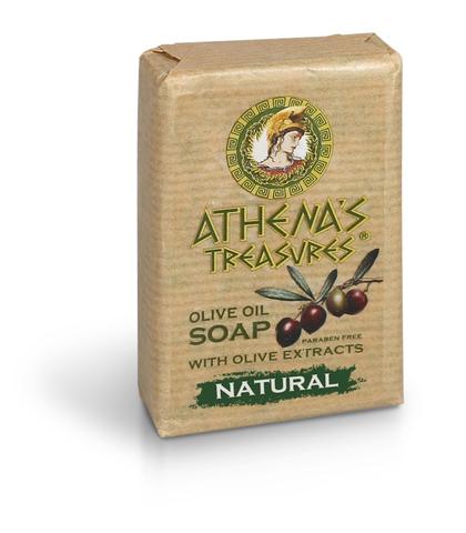 Мыло ручной работы из оливкового масла