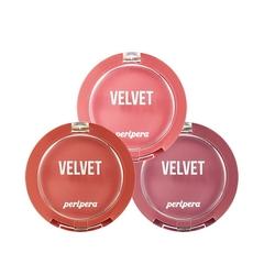 Румяна peripera Pure Blushed Velvet Cheek 4g