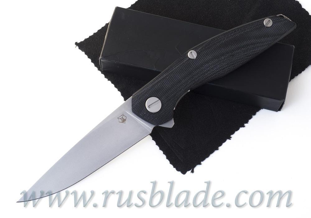 Shirogorov 111 Vanax37 G10 black 3D MRBS