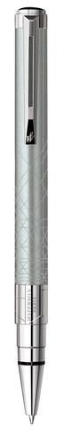 *Шариковая ручка Waterman Perspective, цвет: Silver CT, стержень Mbue