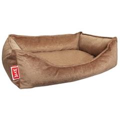 Лежанка для животных, Mr. Alex, мебельная ткань 55*40*20, микровелюр, прямоугольная Comfort  Plus №2