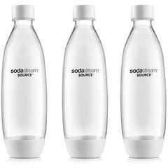 Набор бутылок по 1Л White