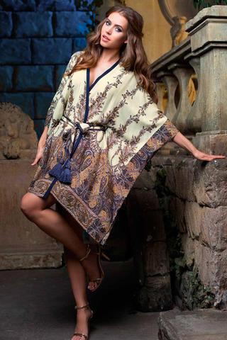Халат Shakira 16077 Blue Mia-Mia