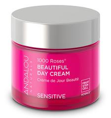 """Дневной крем для лица """"1000 роз"""", Andalou Naturals"""