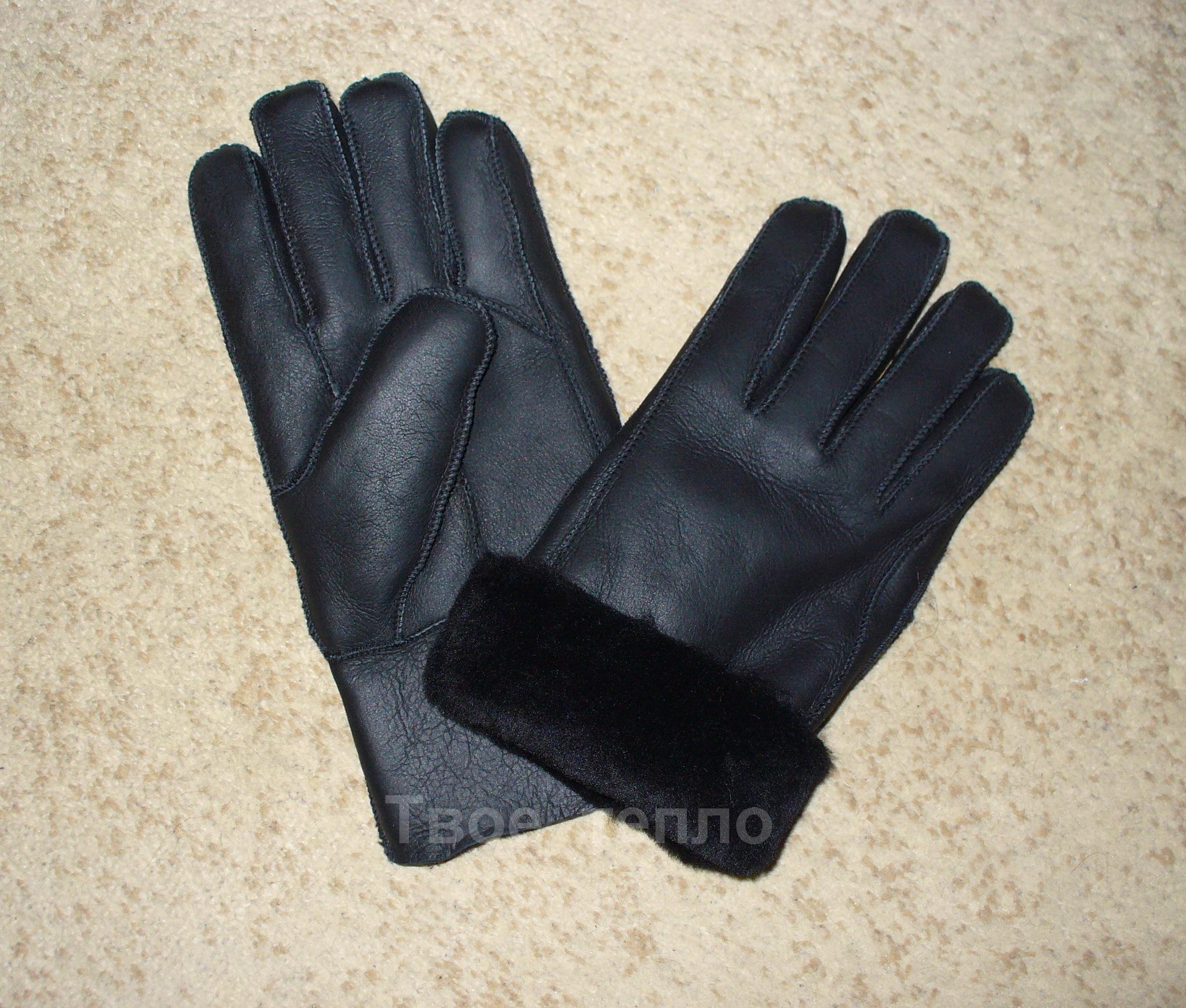 Мужские перчатки