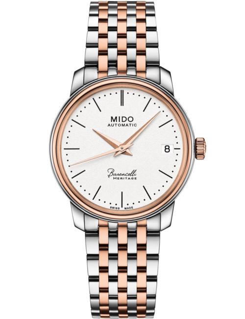 Часы женские Mido M027.207.22.010.00 Baroncelli