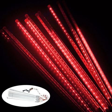 Сосульки тающие гирлянда LED 30 см стекающий дождь