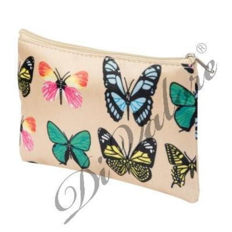 Di Valore Косметичка женская Бабочки 117-006