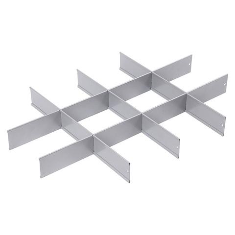 МАСТАК (513-00581) Металлический лоток (разделитель) для ящика инструментальной тележки, 580х406 мм