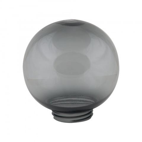 Рассеиватель шар ПММА 300 мм дымчатый (байонет 145 мм) TDM