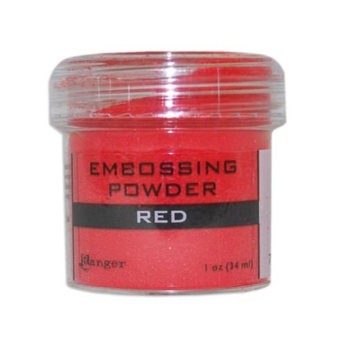 Пудра для эмбоссинга Ranger Ink- RED