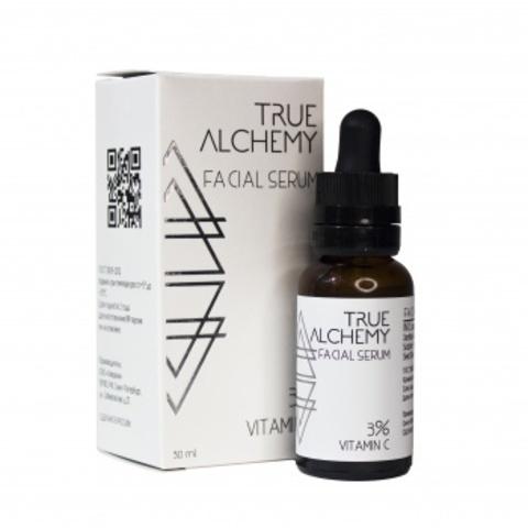 Vitamin C 3%, 30мл (TRUE ALCHEMY)