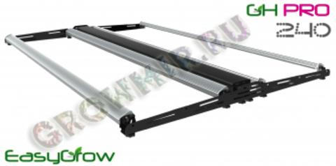 Светодиодный LED светильник для теплиц EasyGrow GH Pro 240W (CREE)