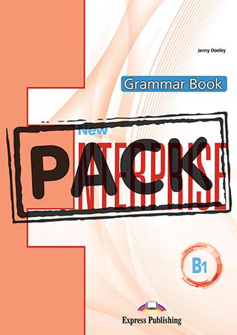 New Enterprise B1 - Grammar Book (with Digibooks App) - грамматика с электронным приложением