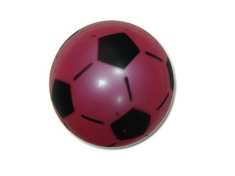 Мячик игровой с футбольным рисунком. Диаметр 18 см: 18F