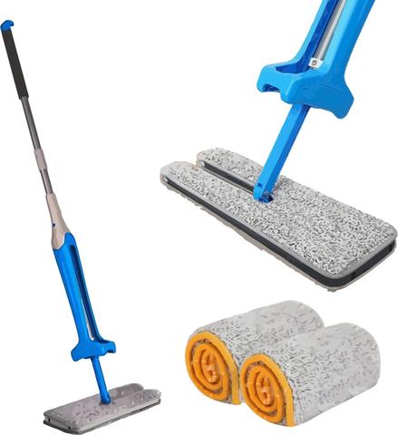 Швабра для мытья пола 3 в 1 Switch N Clean самоотжимающаяся