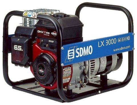 Кожух для бензинового генератора SDMO LX3000 (3000 Вт)