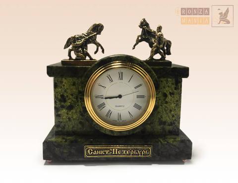 часы Кони Клодта