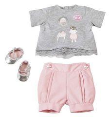 ZAPF Игрушка Baby Annabell Одежда Стиляга (791-295)
