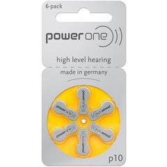 Комплект батареек для слуховых аппаратов
