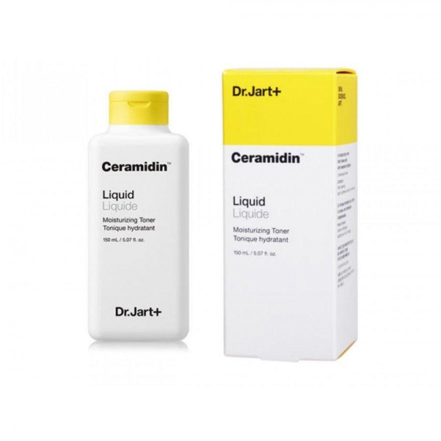 Тонер  Dr.Jart + Ceramidin Liquid 150 мл