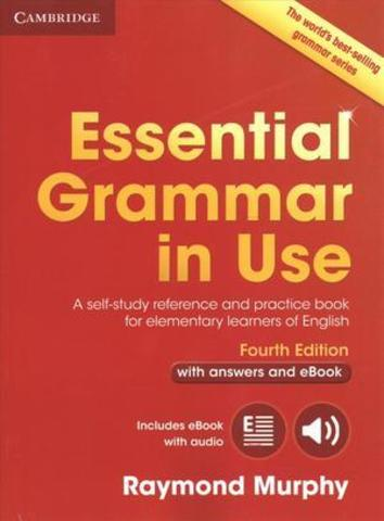 Essential Grammar in Use + CD