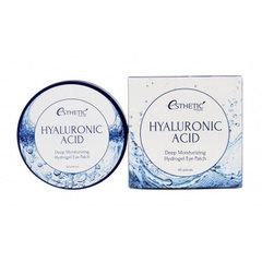 Esthetic House Hyaluronic Acid Hydrogel Eye Patch - Патчи гидрогелевые с гиалуроновой кислотой