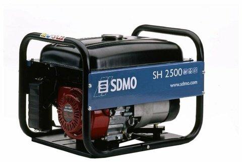 Кожух для бензинового генератора SDMO SH2500 (2000 Вт)