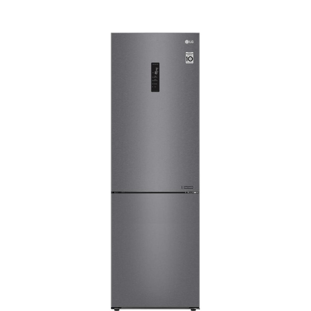 Холодильник LG с технологией DoorCooling+ GA-B459CLSL фото