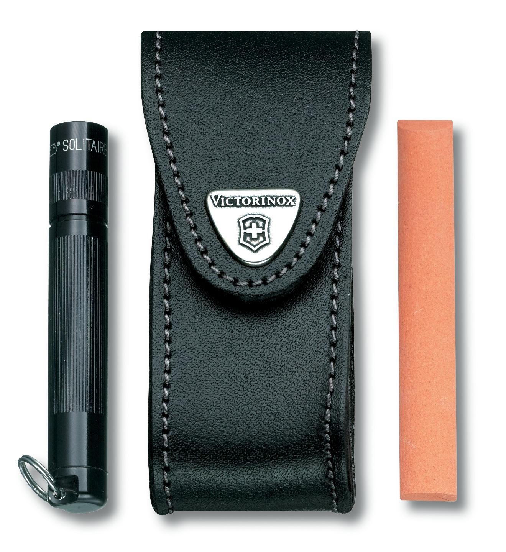 Чехол для ножа с дополнительными отделениями Victorinox (4.0520.32)