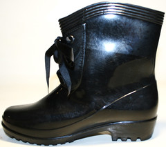 Осенняя обувь - женские резиновые сапоги