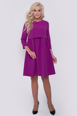 Одна из любимых моделей этого сезона. Невероятно женственное и романтичное платье. Верхняя часть платья - отлетная, нижняя - пришита к подкладу. Длина: 44-50р - 93-100см
