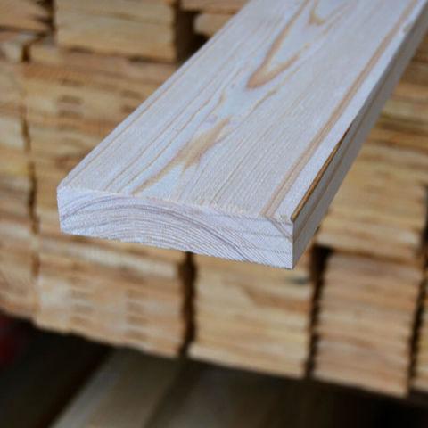 Доска обрезная 25х100х6000 мм, сорт 1, свежий лес, ГОСТ