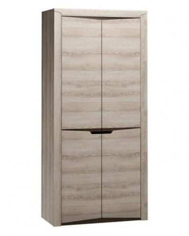 Шкаф  ГАРДА 2-х дверный ясень таормино