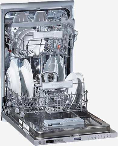 Встраиваемая посудомоечная машина шириной 45 см Franke FDW 4510 E8P A++
