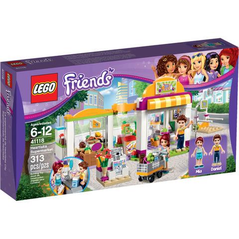 LEGO Friends: Супермаркет 41118 — Heartlake Supermarket — Лего Френдз Друзья Подружки