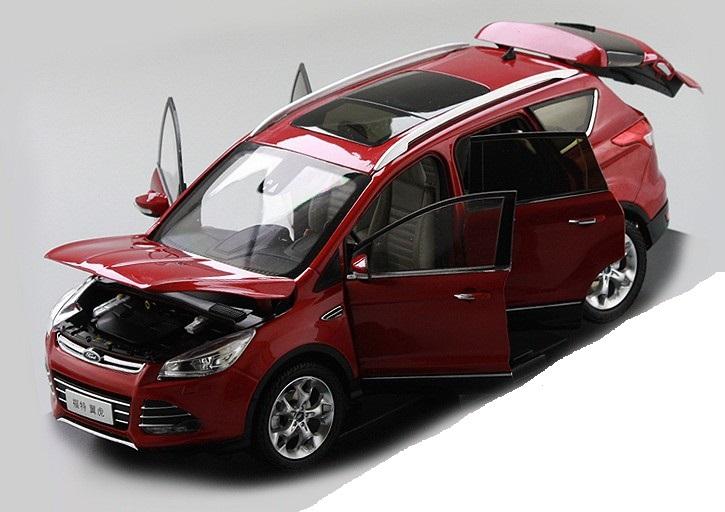 Коллекционная модель Ford Kuga (Escape) 2013