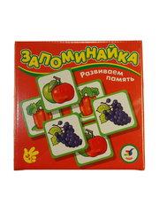 Запоминайка Овощи-фрукты 1