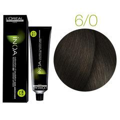 L'Oreal Professionnel INOA 6.0 (Темный блондин глубокий) - Краска для волос
