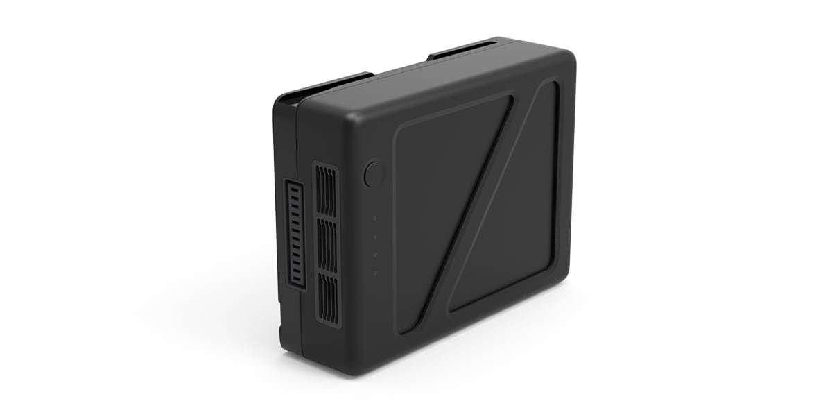 Аккумулятор DJI Inspire 2 - TB50 battery (Part05; Part17) вид справа
