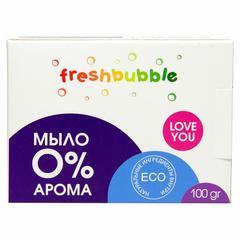 Freshbubble мыло кусковое без аромата 100 гр