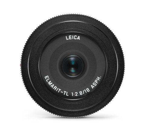 Leica Elmarit-TL 18mm F2.8 ASPH Black