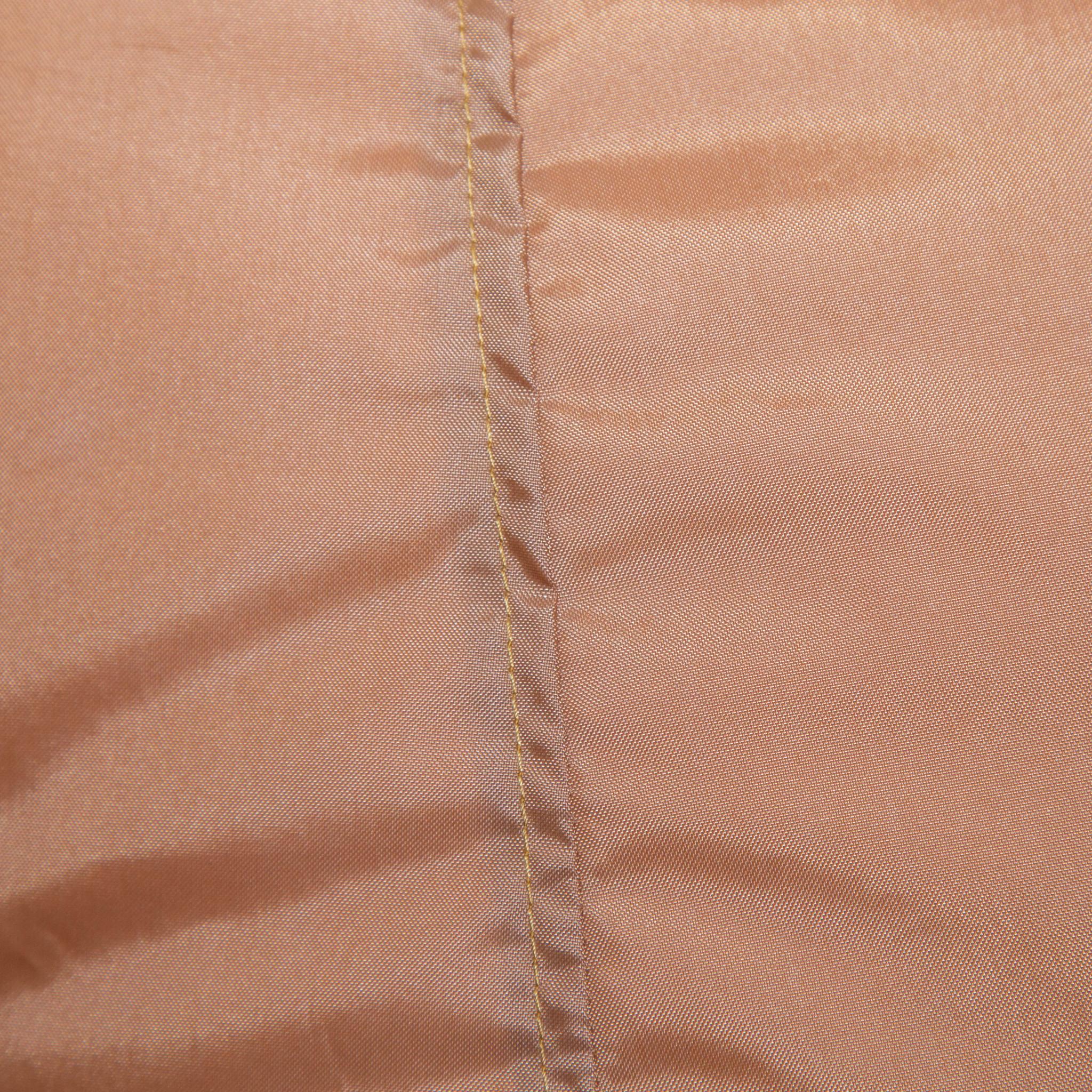 Груша М плащёвка, съёмный чехол (карамель)