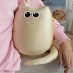 Подушка-игрушка антистресс «Кошечка Золотко» 5