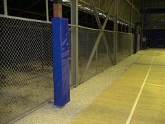 Протектор для стойки баскетбольной уличной (высота 2 м).